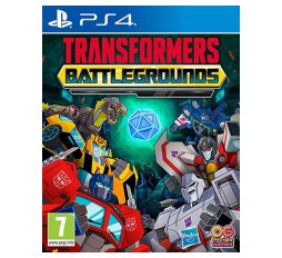 Slika izdelka: Transformers Battlegrounds (PS4)