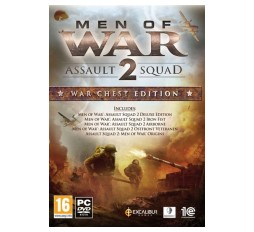 Slika izdelka: Men of War: Assault Squad 2 - War Chest Edition (PC)
