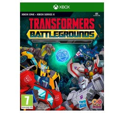Slika izdelka: Transformers Battlegrounds (Xbox One)